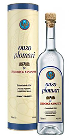 Plomari Ouzo 84@